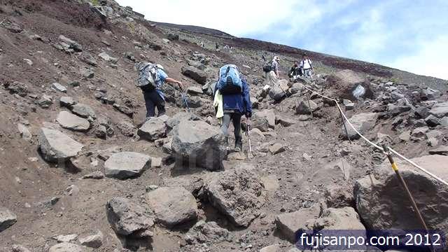 富士山登山ルートの選択【富士さんぽ】